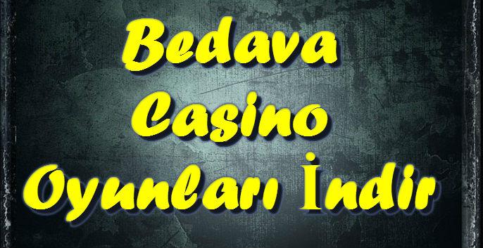 Mobil Casino Oyunları İndir, Bedava Casino Oyunları İndir